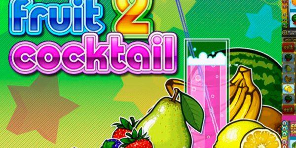 игровой автомат онлайн Фруктовый Коктейль 2