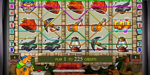 игровой автомат онлайн Гном