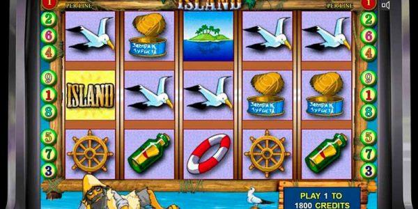 игровой автомат онлайн Остров