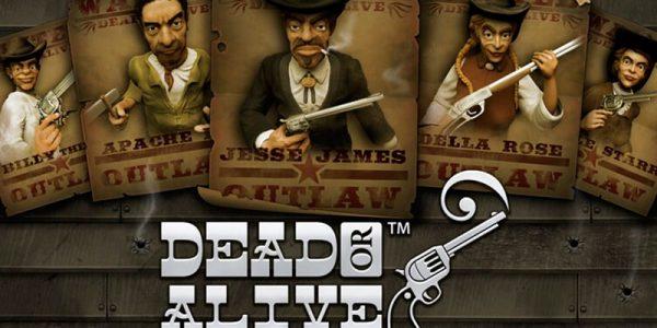 игровой слот онлайн Мертвый или Живой