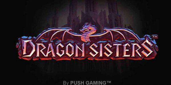 игровой слот онлайн Сестры Драконы